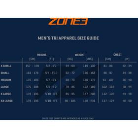 Zone3 Aquaflo+ Herrer grå/sort